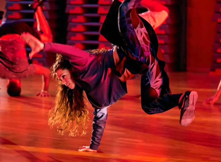 Choreographic Hip Hop