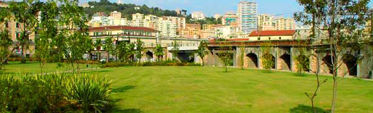 Outdoor Genova