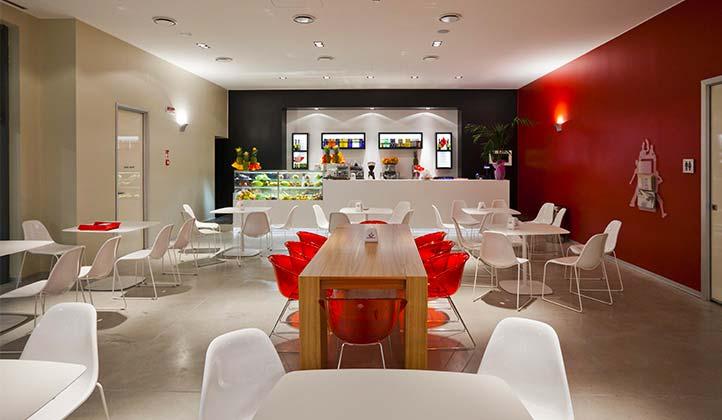 VIRGIN ACTIVE CAFÉ  palestra Milano Baranzate