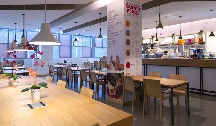 VIRGIN ACTIVE CAFÉ palestra Milano Bicocca
