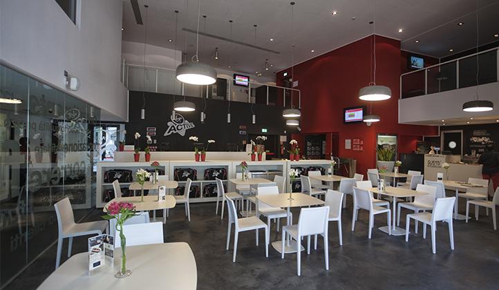 VIRGIN ACTIVE CAFÉ  palestra Milano Città Studi