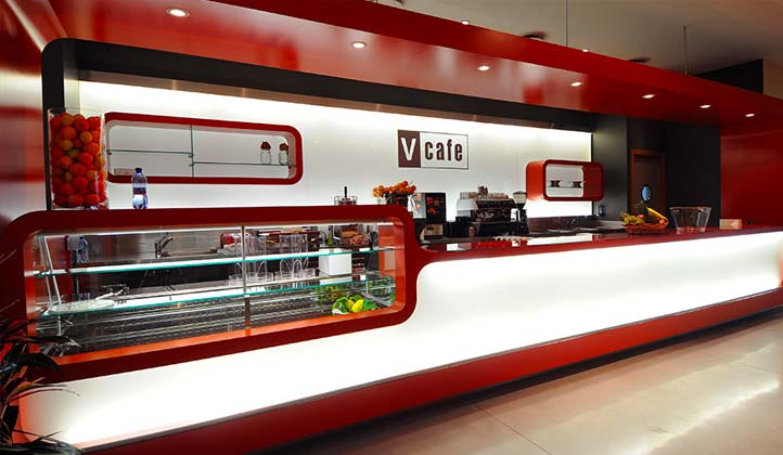 VIRGIN ACTIVE CAFÉ palestra Prato