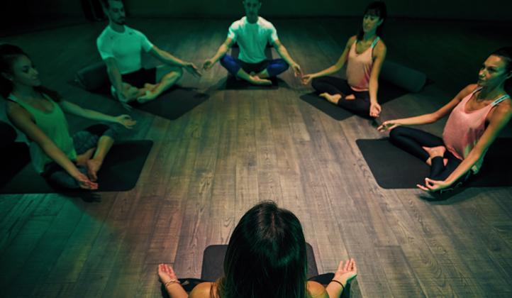 Gym floor palestra Prato