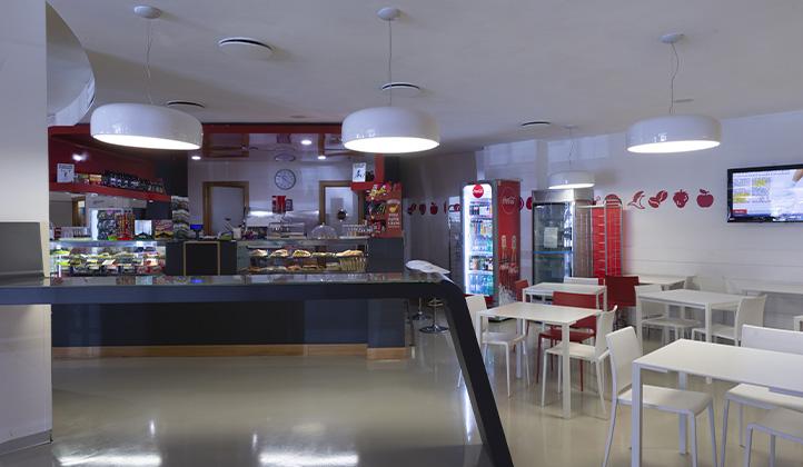 VIRGIN ACTIVE CAFÉ palestra Roma Talenti