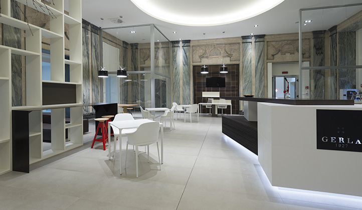 AREA LOUNGE palestra Torino Collection
