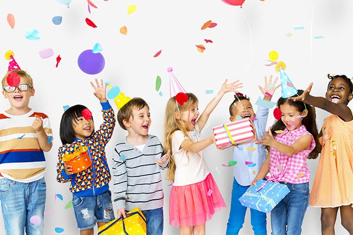 Club Junior Festa di compleanno 1