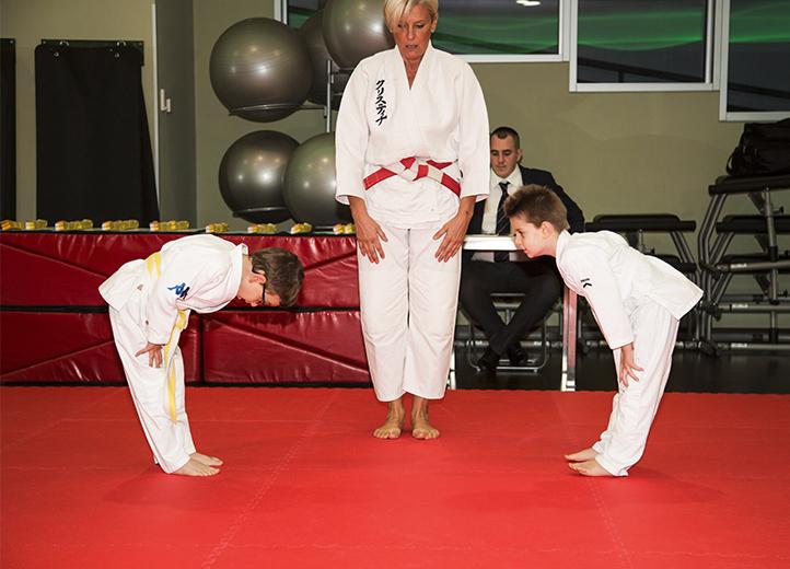Club Junior Judo e Karate  1